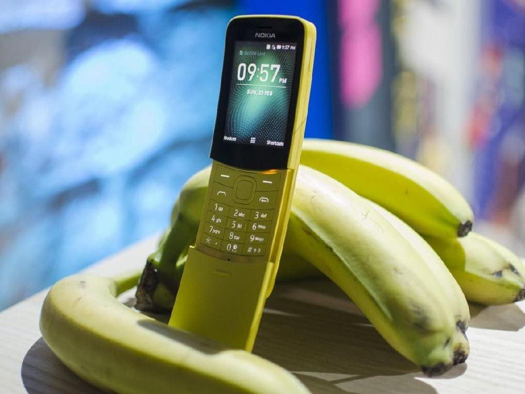 Nokia Pisang Sudah Bisa Dipakai Buat WhatsApp