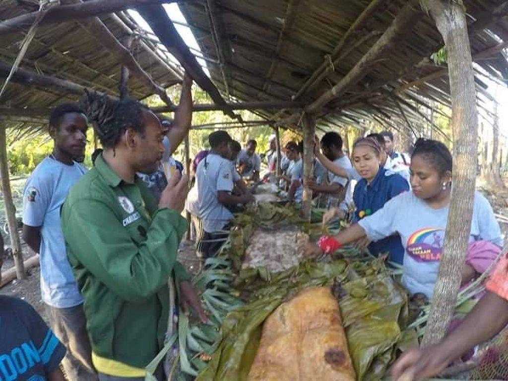 Bukan Papeda atau Ikan Kuah Kuning, Ini Makanan Asli Papua