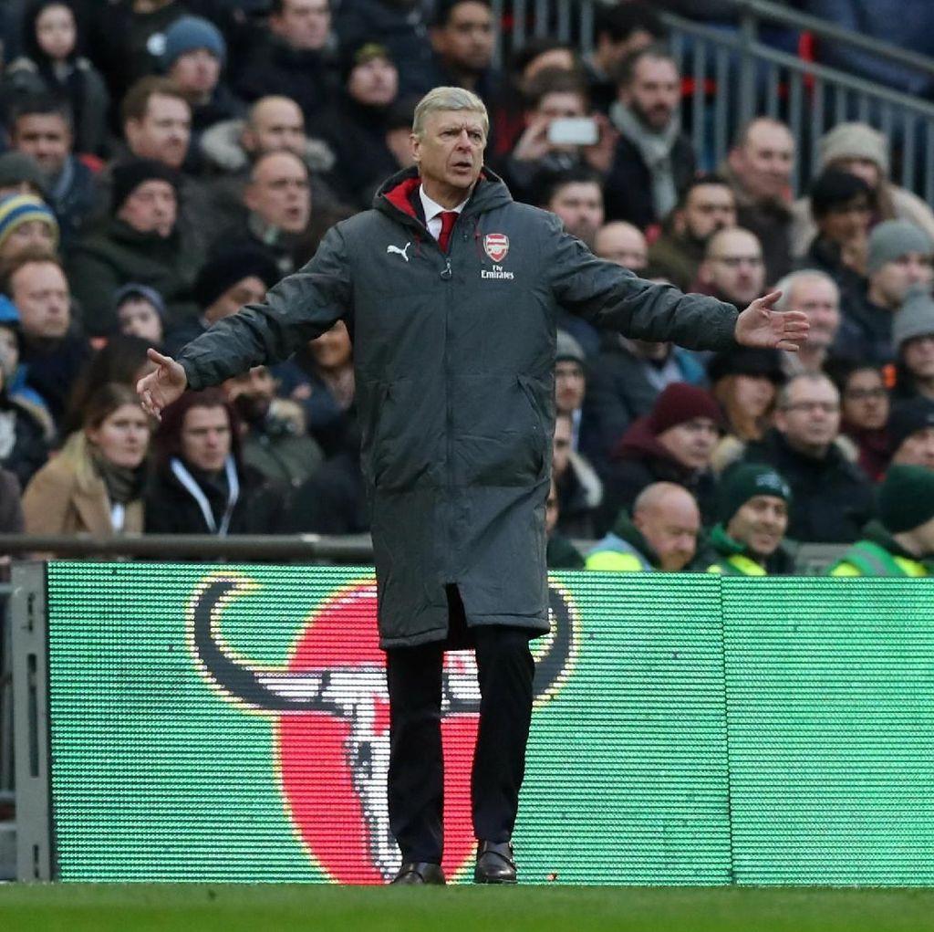 Wenger Soroti Lemahnya Konsentrasi Arsenal