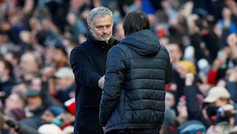 Tentang Jabat Tangan Mourinho-Conte yang Tanpa Kata-Kata