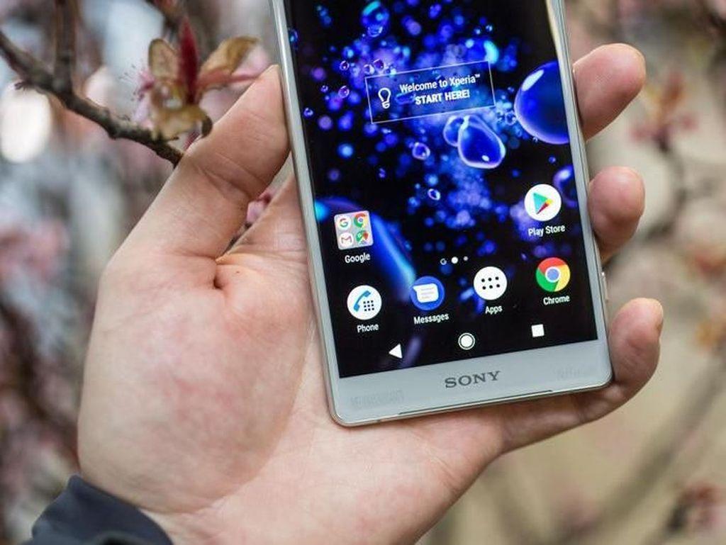 Sony Siapkan Smartphone Kamera Ganda ala DSLR