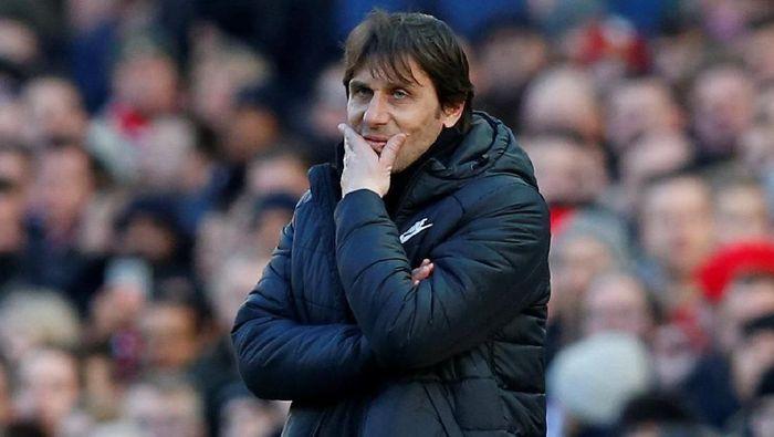 Antonio Conte minta gaji Rp 159 miliar untuk jadi pelatih Inter Milan di musim depan. (Foto: Andrew Yates/Reuters)