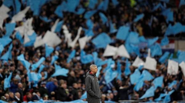 Lagi, Wenger Gagal di Final Piala Liga Inggris