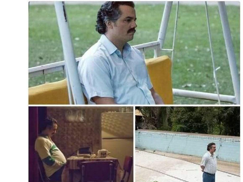 Kesedihan Fans Arsenal dalam Meme