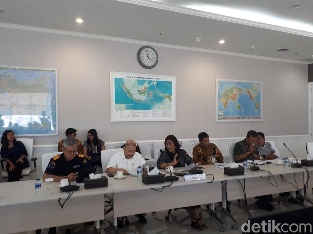 Dirampas Negara, Kapal Fu Yuan Yu akan Dibawa Menteri Susi Keliling RI