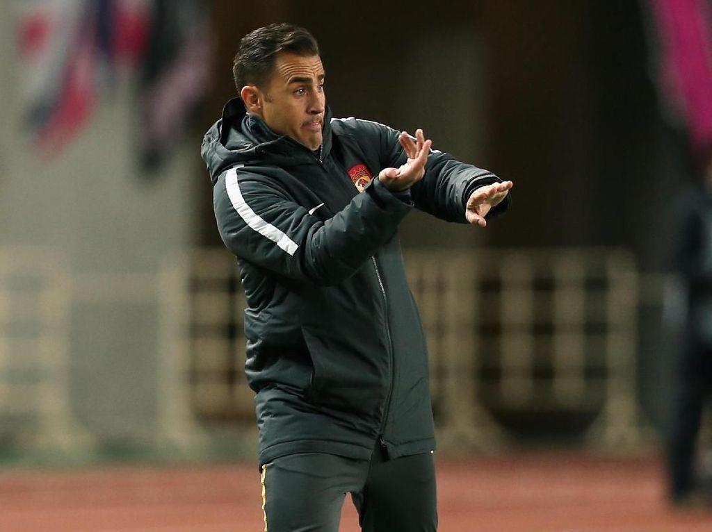 Cannavaro Tentang Rencana Italia Panggil Pemain-Pemain Veteran