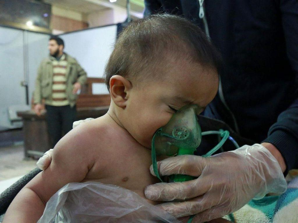 Putin Perintahkan Jeda Kemanusiaan 5 Jam per Hari di Suriah, Artinya?