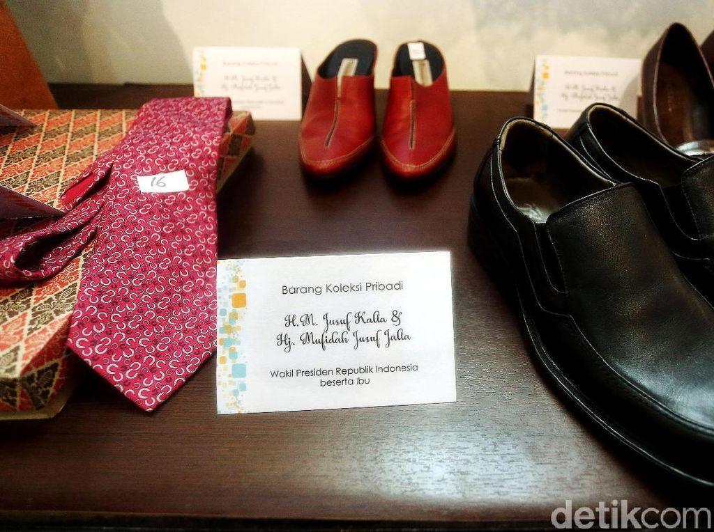 Sepatu Zaman Old JK Hingga Koleksi Pejabat Dilelang