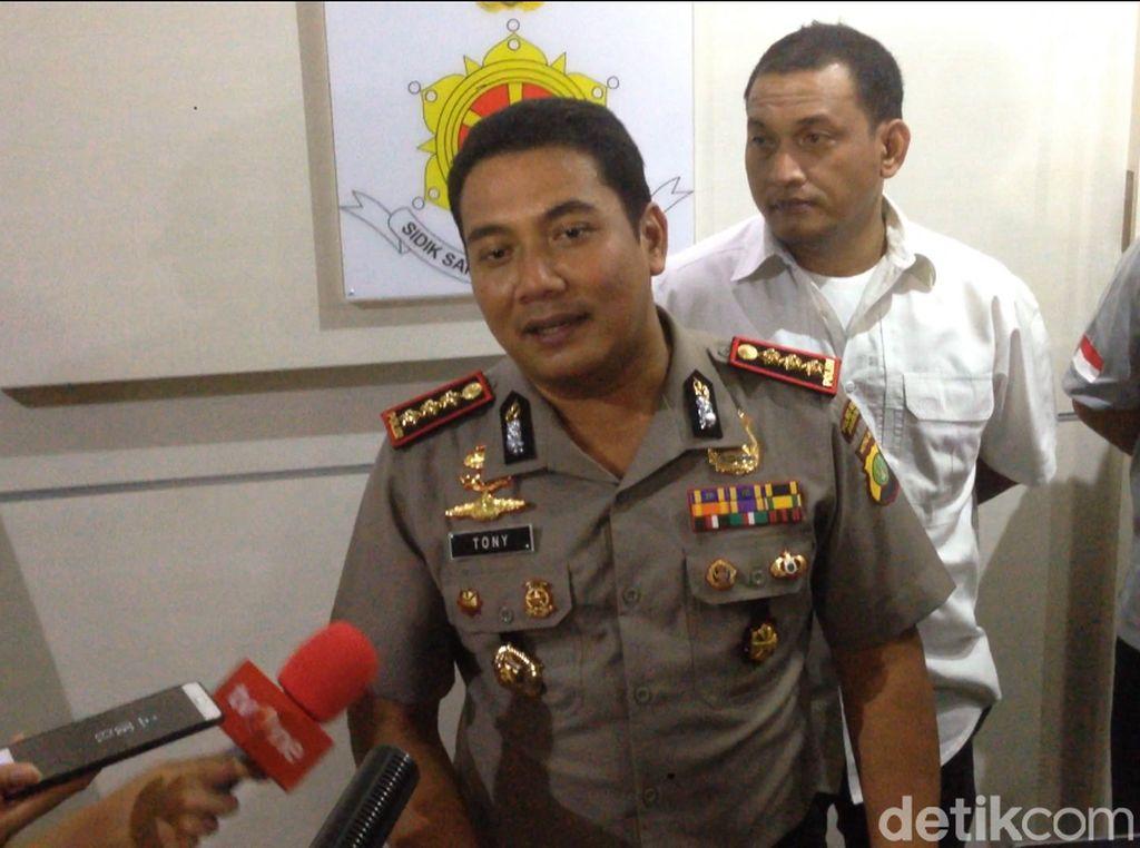 Polisi Tetapkan 2 Tersangka Ambruknya Kepala Tiang Tol Becakayu