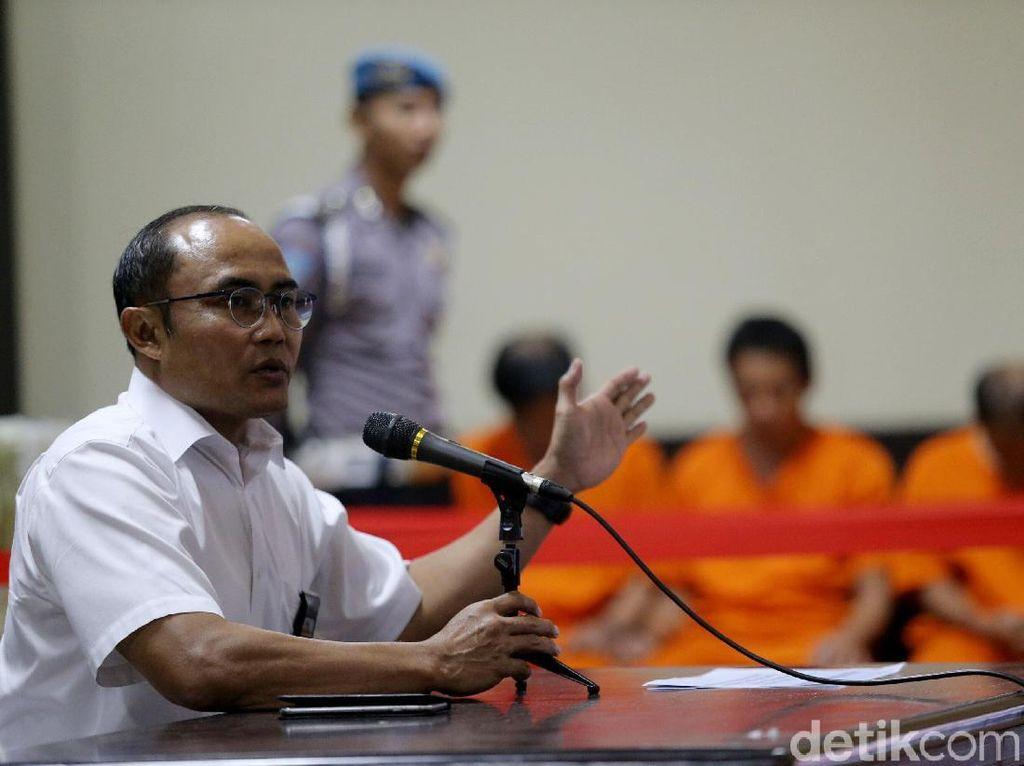 Cegah Narkoba, Pengamanan Perairan Anambas dan Aceh Diperketat