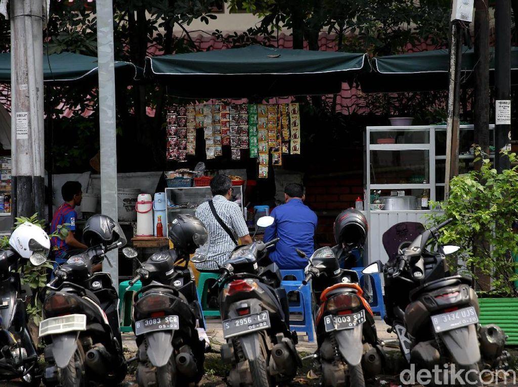 Wali Kota: PKL di Trotoar Melawai Langgar Aturan, akan Direlokasi