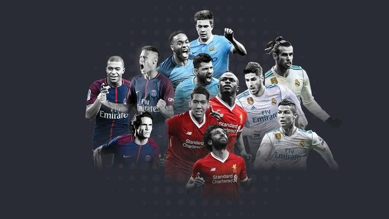 Klub 100 Gol Musim Ini