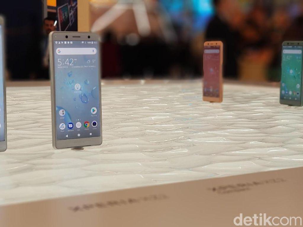 Sony Xperia XZ3 Puncaki Hasil Uji Geekbench