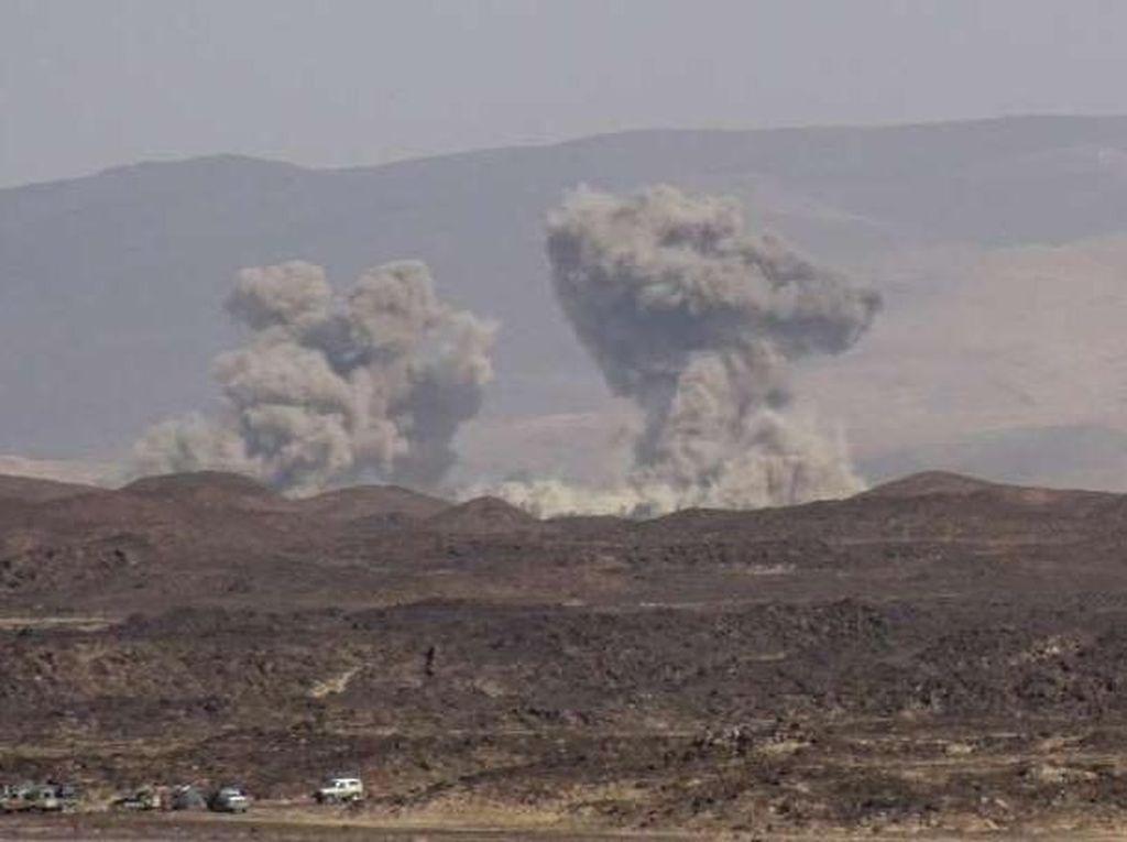 Anak-anak Jadi Korban Utama Serangan Militer Arab Saudi di Yaman