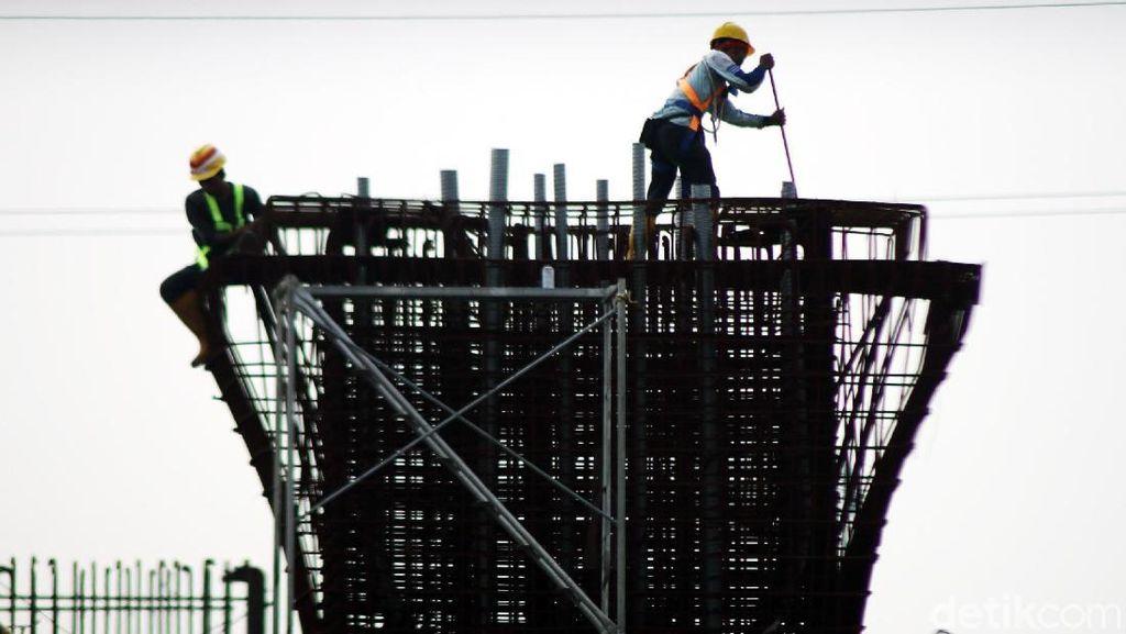 Dimoratorium, Proyek Tol Layang Jakarta-Cikampek Tetap Dikerjakan