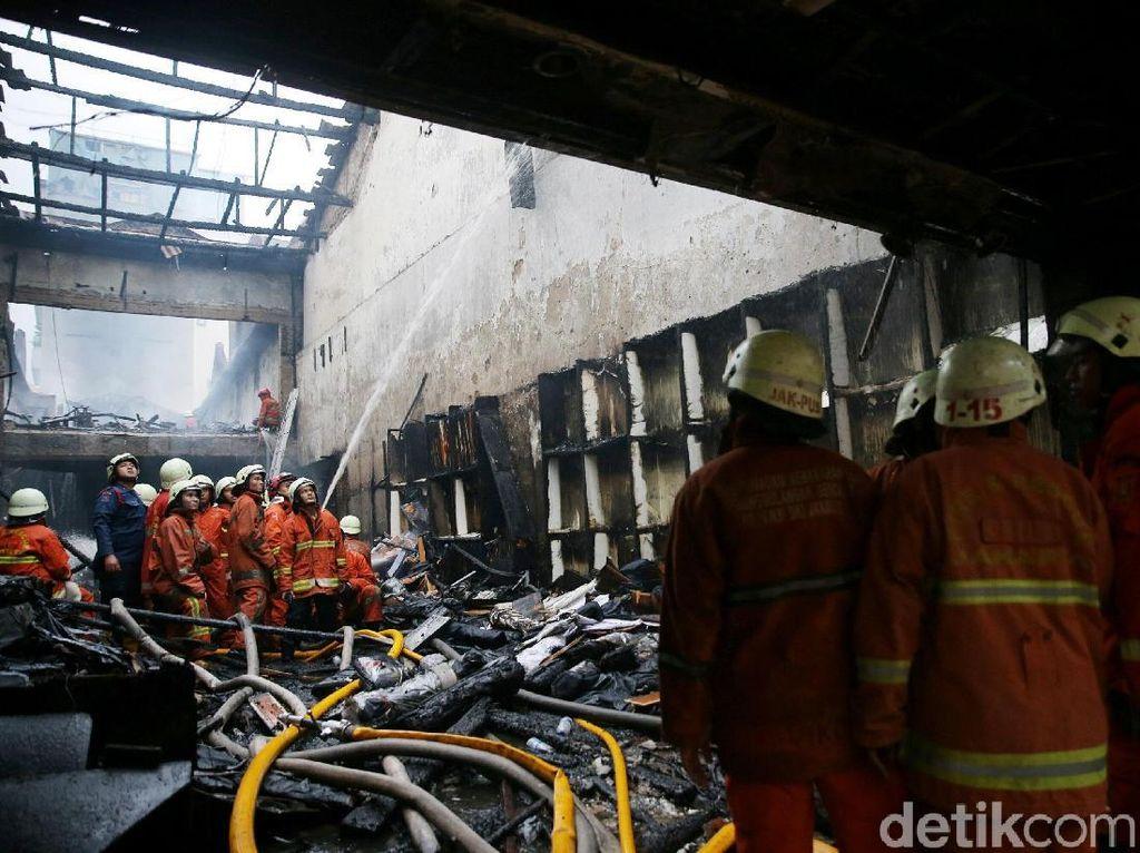 Pasar Eks Kebakaran Jadi Prioritas Revitalisasi Pemerintah