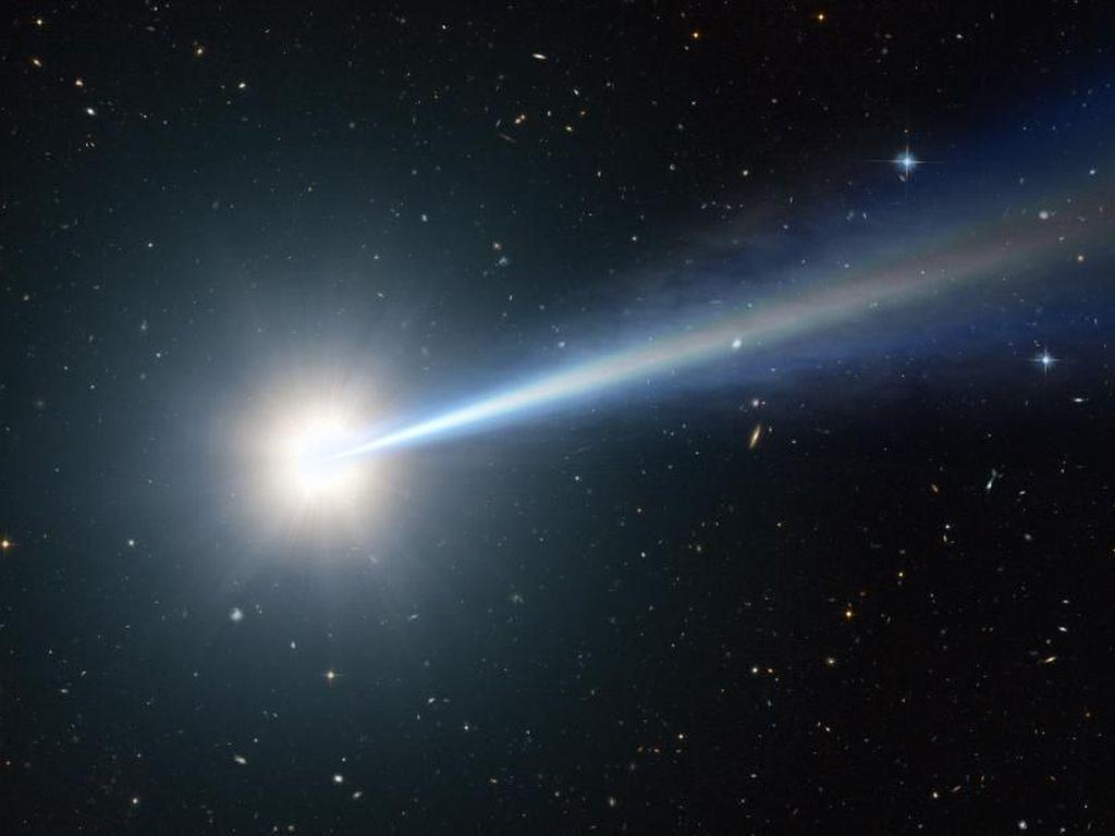 Mengenal Quasar, Benda Angkasa Terang yang Penuh Misteri