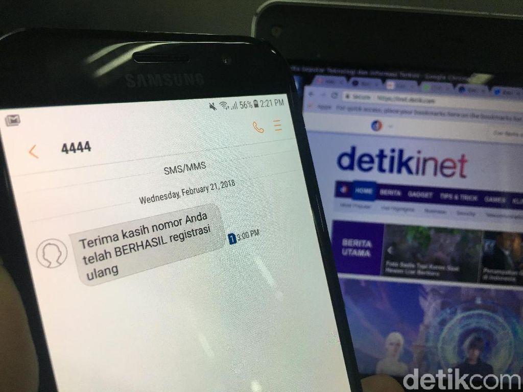DPR Minta Pemerintah Usut Penyalahgunaan NIK untuk Jutaan SIM Card