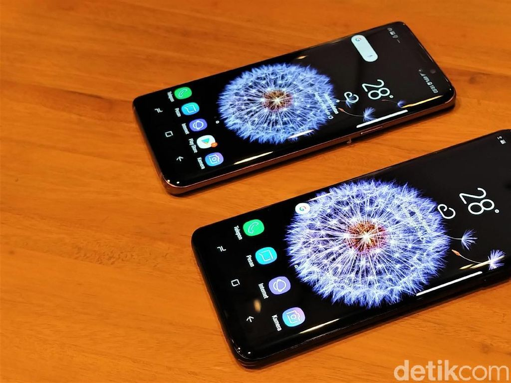 Aperture Besar Kamera Galaxy S9 dan S9+ Buat Apa?