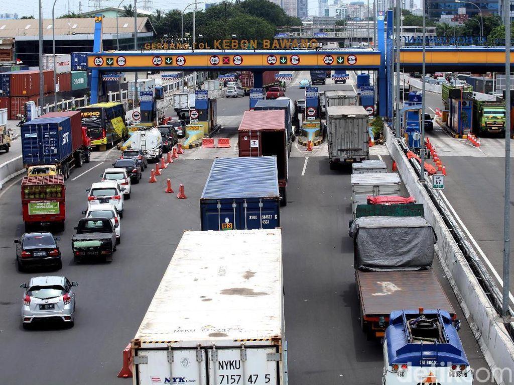 Golongan Kendaraan di Tol Bakal Dipangkas, Ini Rinciannya