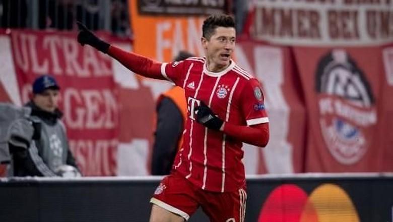Tetap di Bayern atau Pergi, Lewandowski Tahu Pilihan Terbaiknya