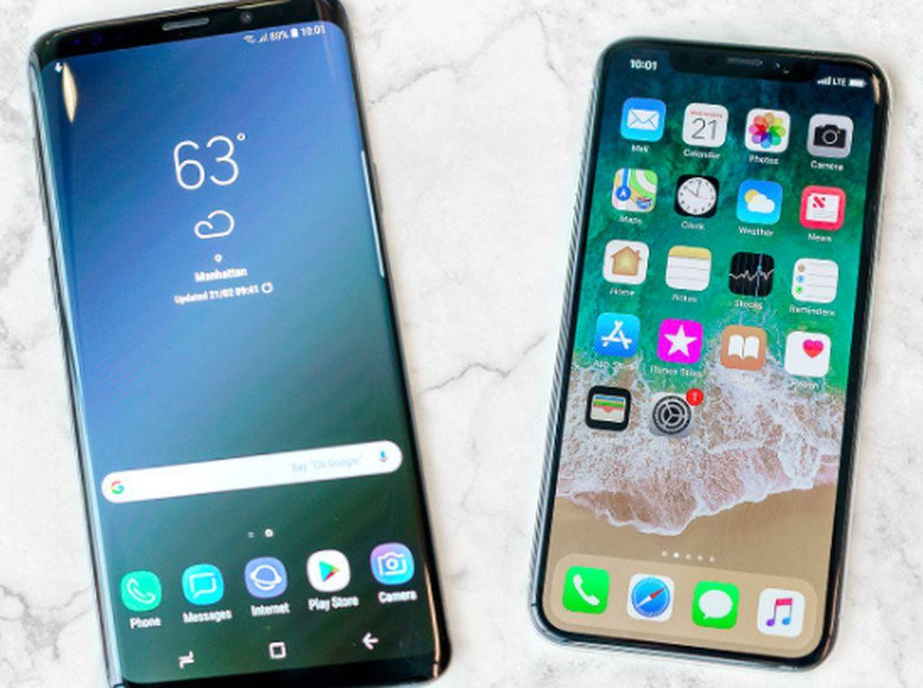 Uji Kamera Galaxy S9+ vs iPhone X, Siapa Jawara?