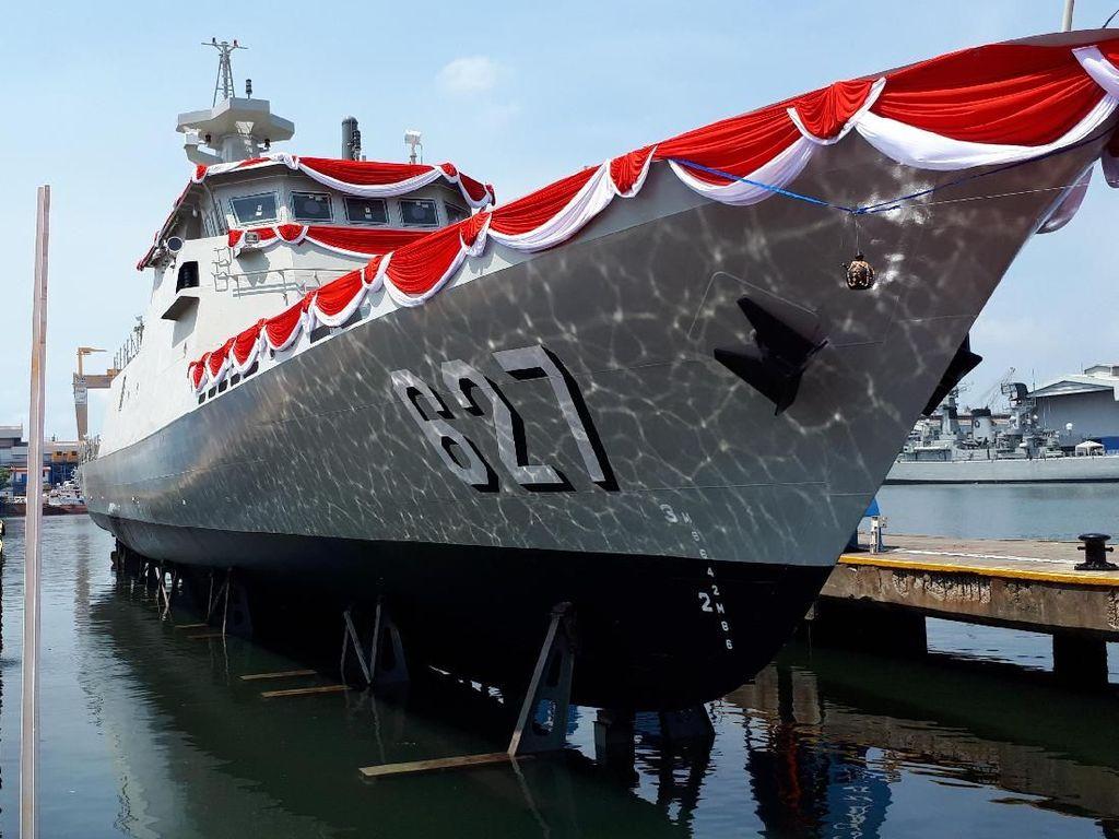 Diberi Nama Kerambit, KCR 60 Pesanan TNI AL Lebih Lincah