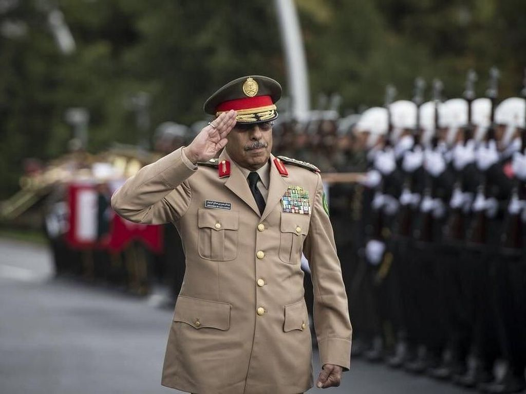 Deretan Pejabat Saudi yang Diganti Raja Salman, Termasuk Panglima