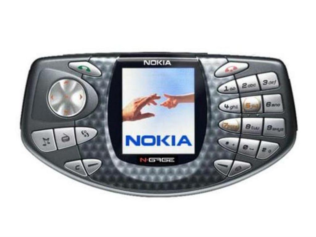 Selain Nokia Pisang, Ini Ponsel Jadul Layak Reinkarnasi