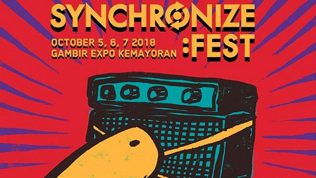 Siap-siap! Synchronize Fest 2018 Akan Umumkan Line up-nya