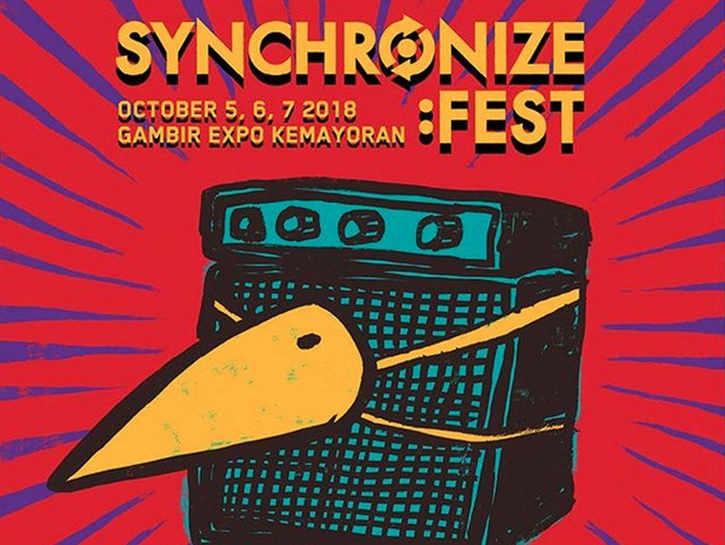 5 Penampilan yang Sayang Dilewatkan di Synchronize Fest Hari Pertama