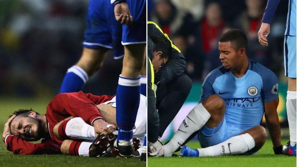 Seperti Neymar, Ini Pesepakbola Lain yang Pernah Cedera Metatarsal