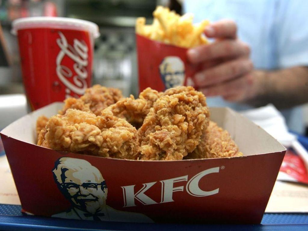 Komplain Karena Ayam KFC Langka, Wanita Ini Justru Dapatkan Ayam Gratis dari Burger King