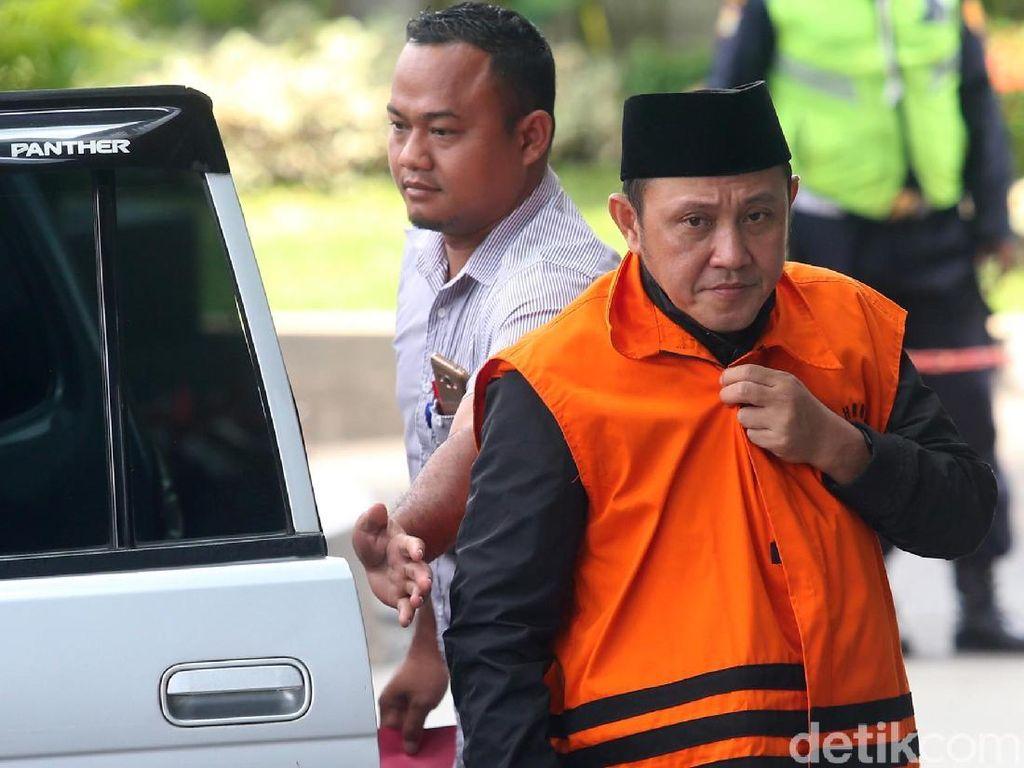 Anggota DPRD Lampung Tengah Kembali Diperiksa KPK