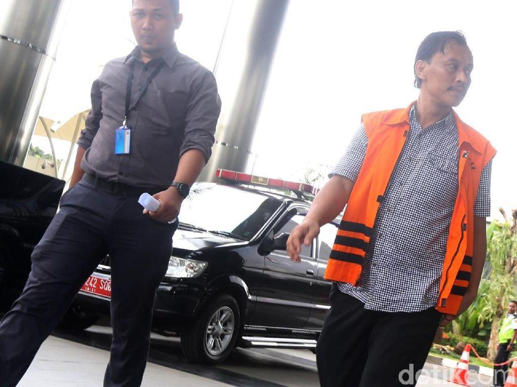 Pemeriksaan Lanjutan Eks Ketua DPRD Kota Malang