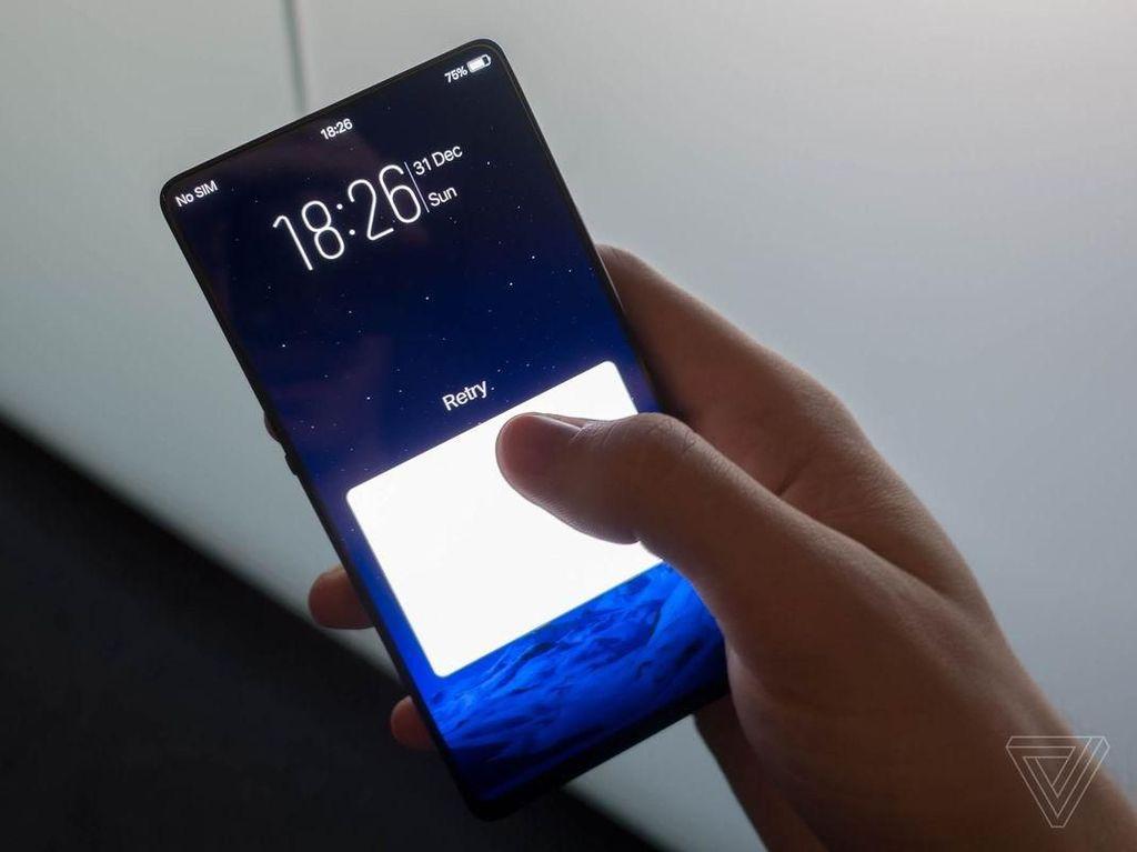 Ponsel Terobosan Vivo APEX Segera Meluncur?