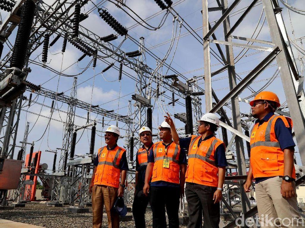 67 Proyek PLN di Jawa Bagian Barat Resmi Beroperasi