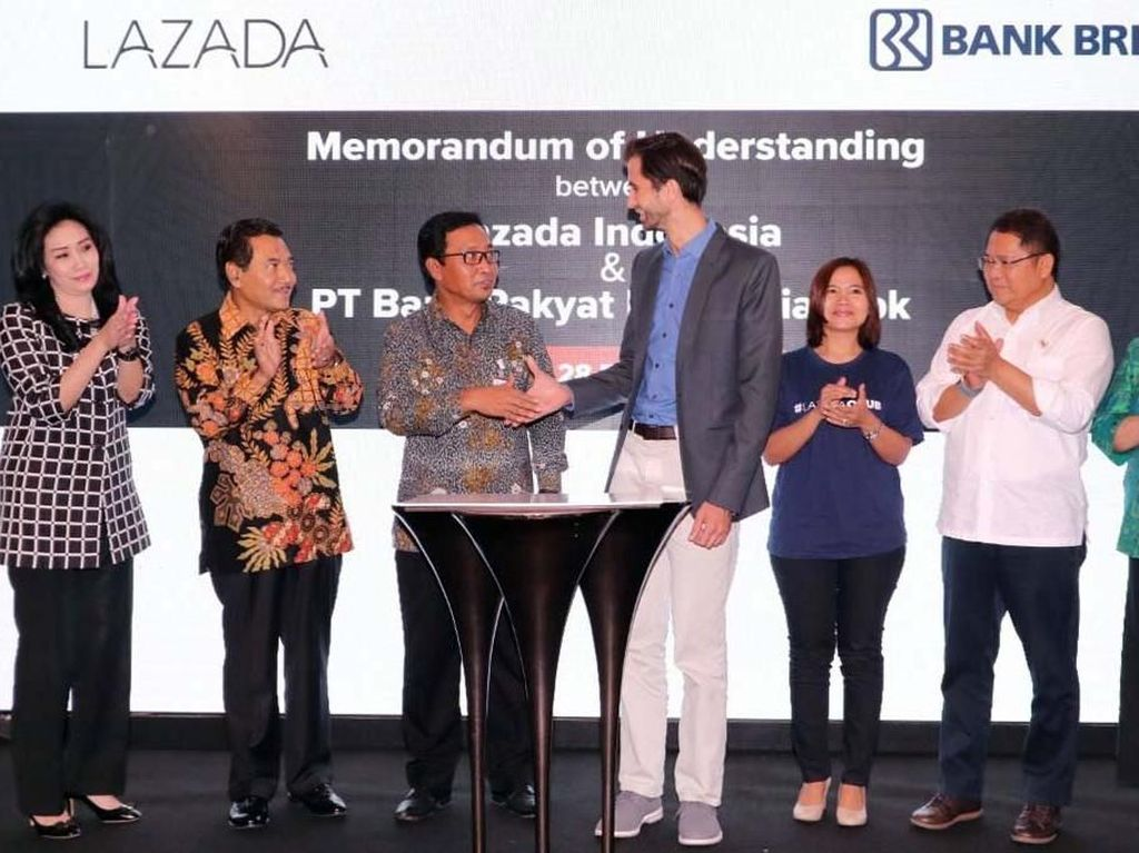 BRI Dorong UMKM Go Digital di Indonesia