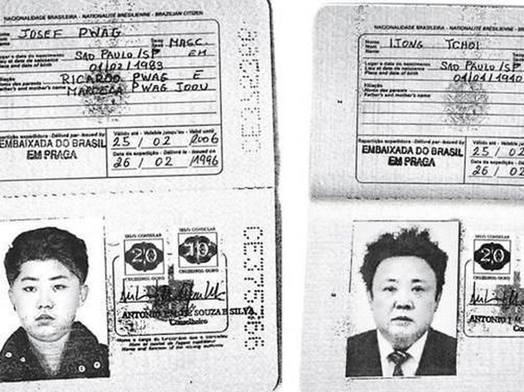 Foto: Kim Jong-Un Pakai Paspor Brasil untuk Visa ke Negara Barat