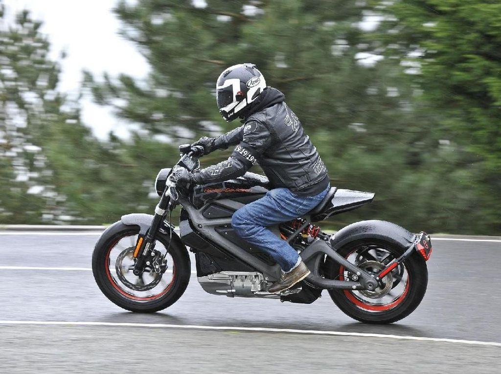 Harley-Davidson Listrik Bernama H-D Revelation