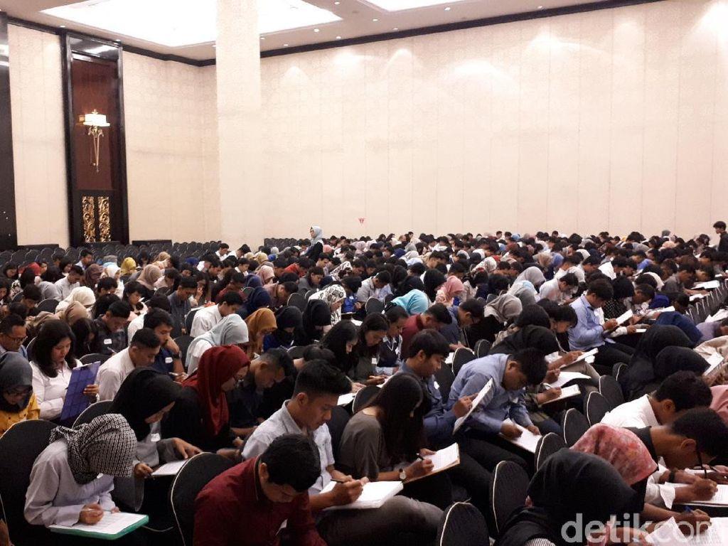 Ribuan Anak Muda Bandung Ikuti Digital Development Program 2018