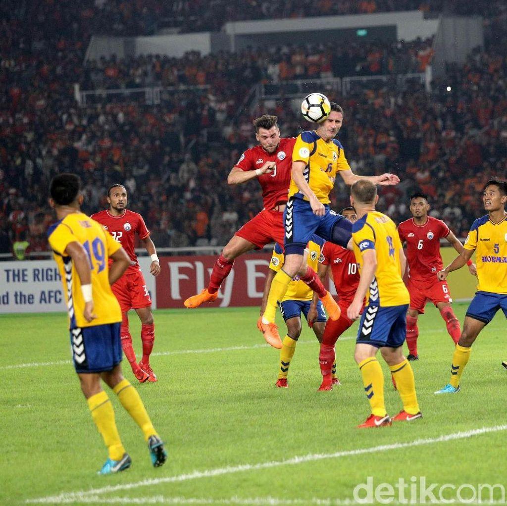Tampines Rovers Siap Kejutkan Persija