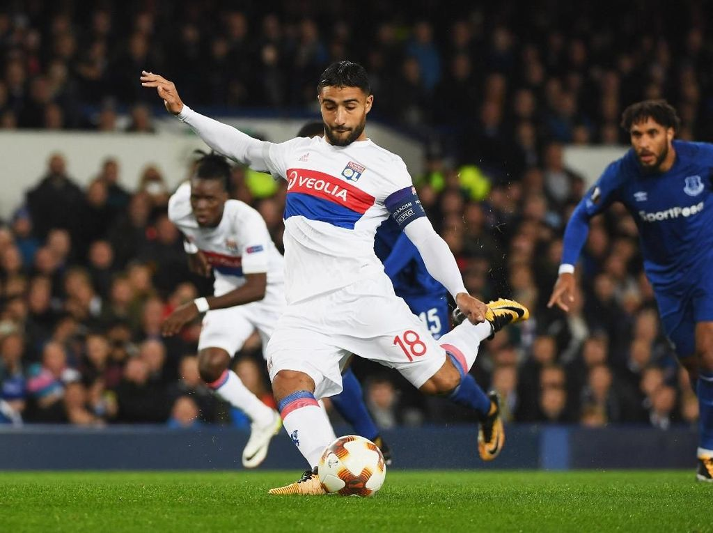 Terkait Fekir, Lyon Bantah Ada Kesepakatan dengan Liverpool
