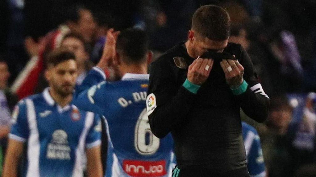 Foto: Tanpa Ronaldo, Madrid Tertunduk di Kandang Espanyol