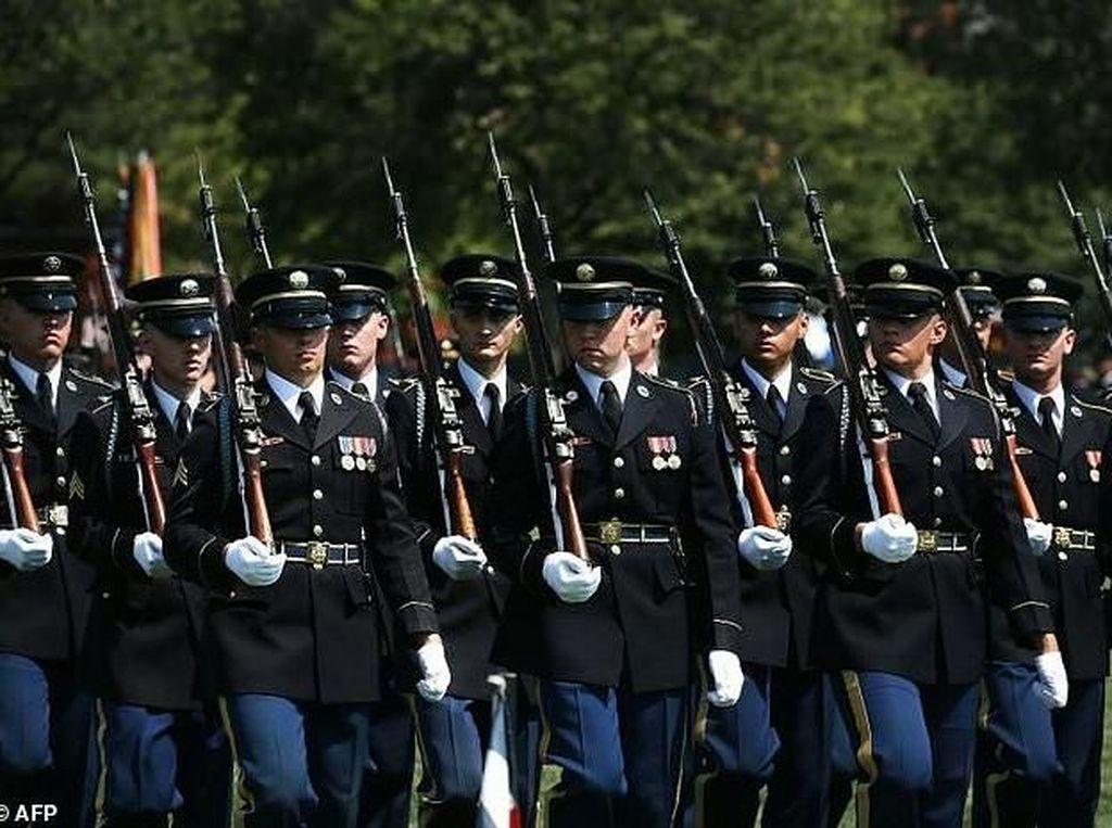 11 Orang Sakit Usai Buka Amplop Misterius di Pangkalan Militer AS