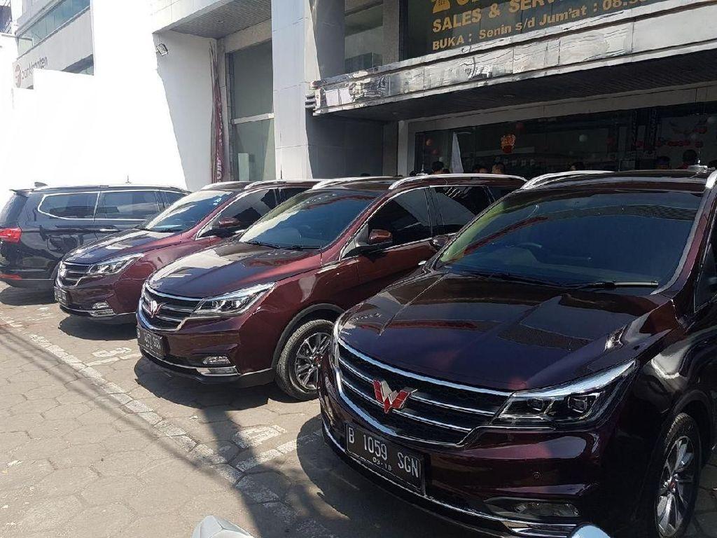Harga Mobil China Seken Nggak Drop-drop Amat