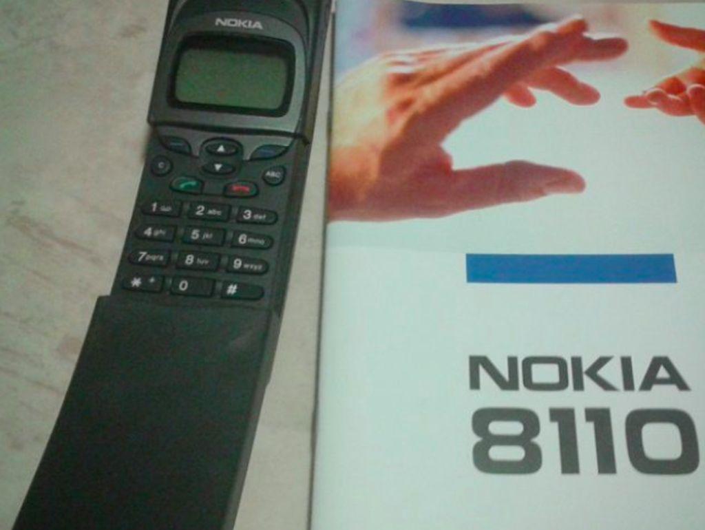 Ini Nokia Pisang Asli yang Dulu Sangat Bergengsi