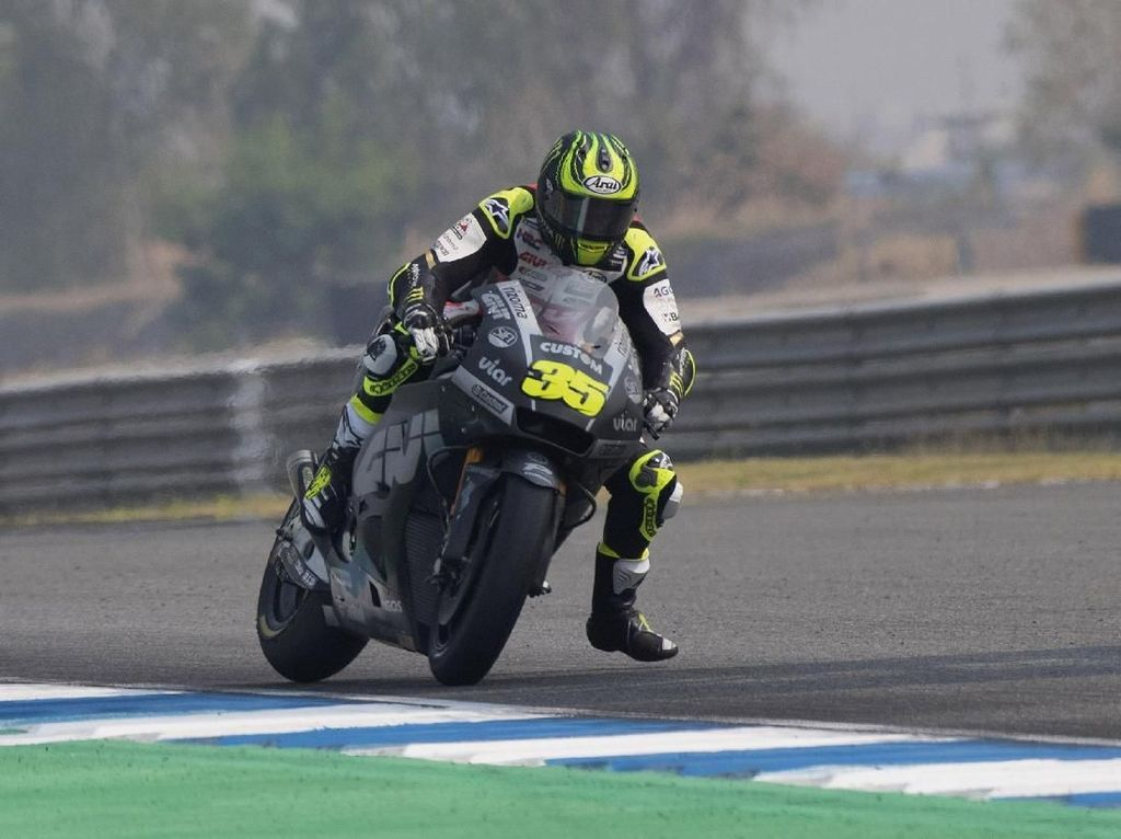 Crutchlow: Sayap di MotoGP Cuma Buang-buang Duit