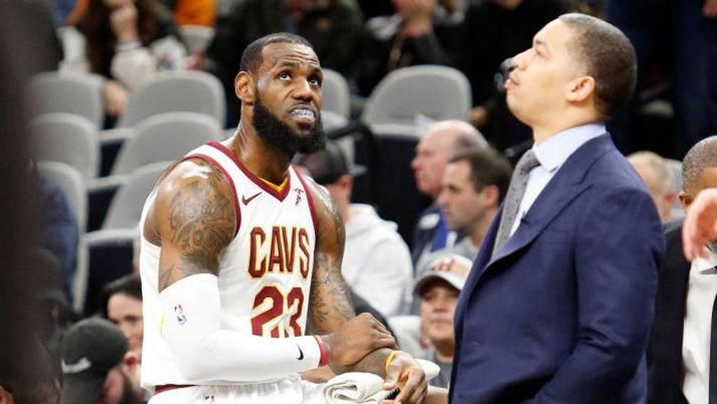 Lue Ungkap Masalah Utama Cleveland Cavaliers