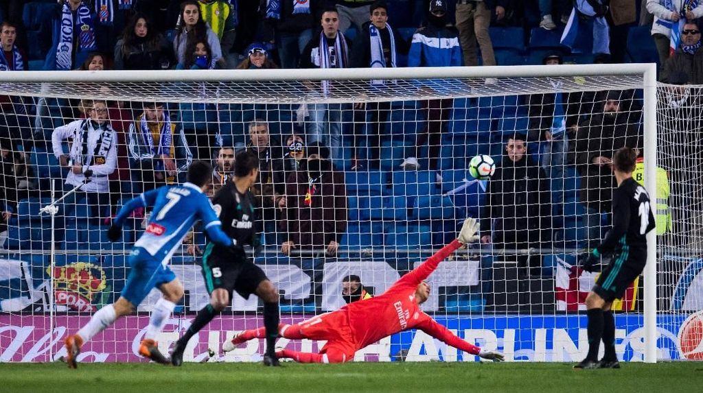 Gol Dramatis Moreno yang Melukai Madrid